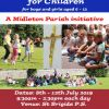 HOLY ROSARY SUMMER FAITH CAMP FOR CHILDREN
