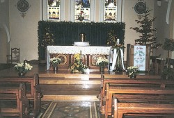 Sacred Heart, Rushbrooke