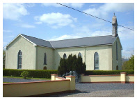 Holy Family Church, Ballygiblin, Mitchelstown