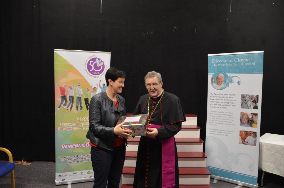 Ms Harte Patrician Academy Mallow & Bishop Crean