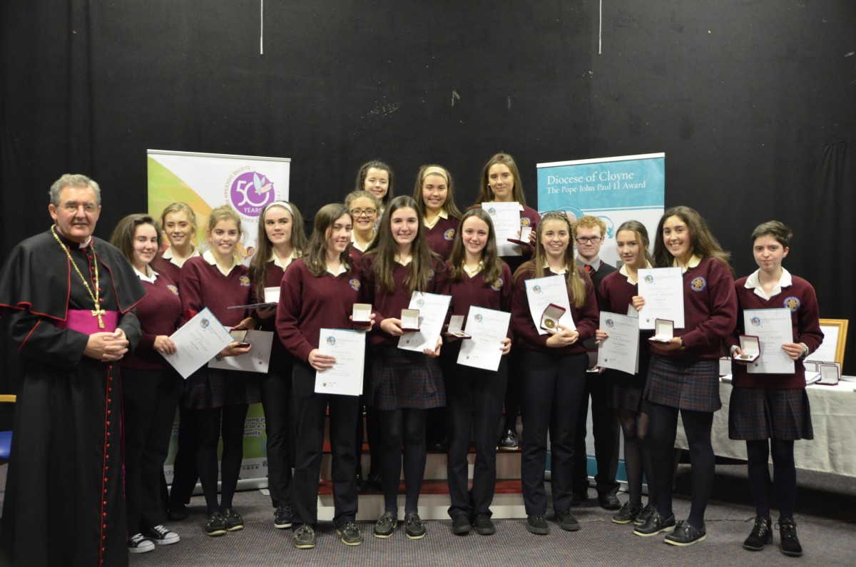 Presentation Secondary School  & St Fanahan's College Mitchelstown