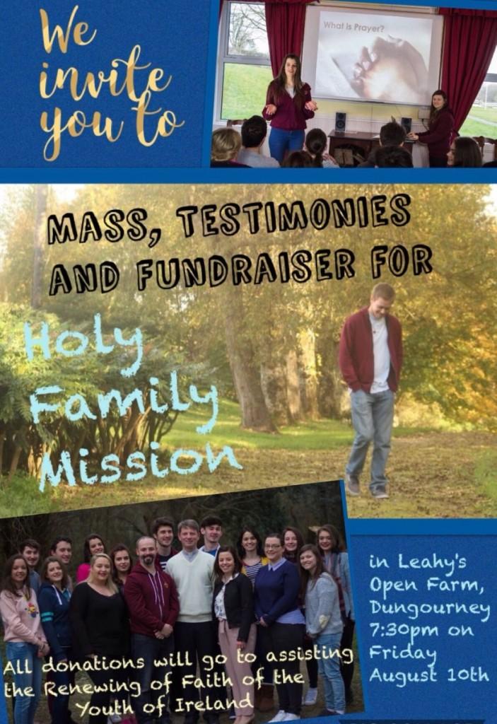 Mass & Fundraiser