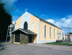 Church of St. John the Baptist, Burnfort