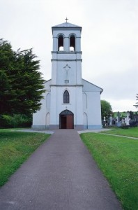 St. Lachtain's, Cill na Martra