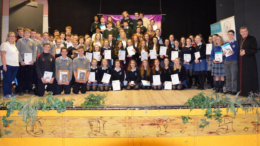 JP II Award Group Picture